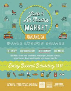 """""""Jack of All Trades"""" Indie Craft & Antique Market 