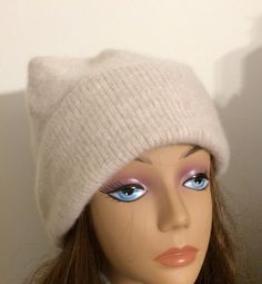 A personal favorite from my Etsy shop https://www.etsy.com/listing/254945563/unisex-beigee-cashmere-hat-oatmeal