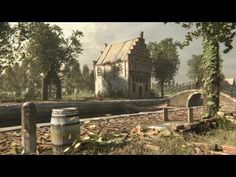 Official Trailer: Creating 3D Environments