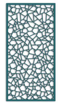 Imaginative Fretwork Panels Design : Crackle Fretwork MDF Screen