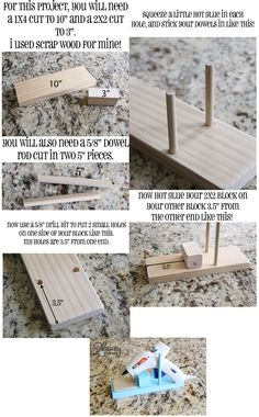 This is for anyone who wants a great tutorial of how to build an adorable glue…