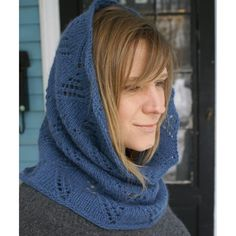WHIP COWL  free knit pattern