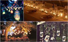 Unique ways to incorporate mason jars into your wedding!