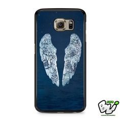 Coldplay Ghost Stories Logo Samsung Galaxy S7 Case