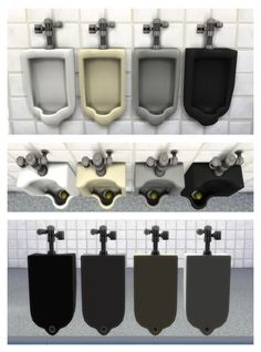 Mod The Sims - Male Urinal