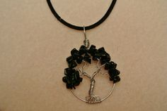 Hey, I found this really awesome Etsy listing at https://www.etsy.com/listing/194878790/handmade-tree-of-life-pendant-in-black
