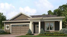 Oak Floor Plan | Hartford Homes at Harvest Village | Wellington, CO