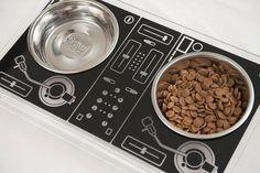 DJ Pet Feeder from Unleash Studio