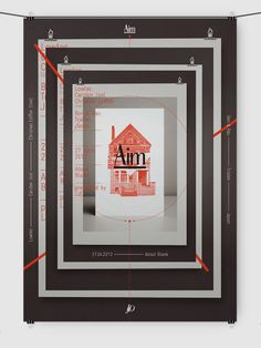 Aim at About Blank, 2012 by Jan-Kristof Lipp from Germany