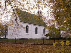 14e eeuwes bakstenen kerk, zonder fundering gebouwd | Breede | Groningen