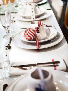 Déco de table de Noël - IKEA Belgique