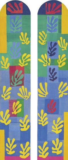 """""""Pale Blue Window"""" (1948-49)"""