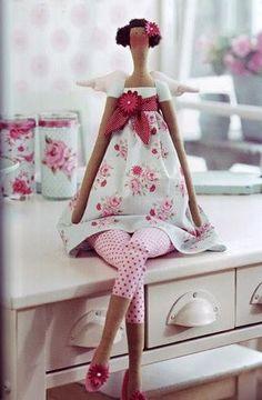 Кукла Тильда. Выкройки, идеи * Мамины Тильда * | VK