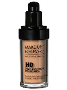 Make Up For Ever is amazing....