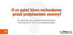 Zanim podpiszesz umowę z biurem koniecznie zapytaj o to, co wchodzi w zakres oferowanych usług! http://www.profais.pl/oferta  #biuro #rachunkowe #biurorachunkowe #ksiegowosc #księgowość #ksiegowosclodz #księgowośćłódź