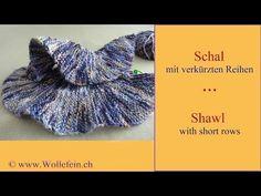 ▶ Drachenschwanz stricken #009 - YouTube