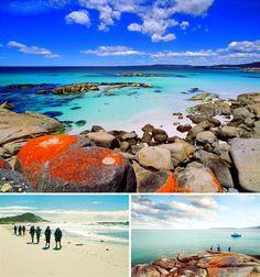 Voici les 10 sentiers les plus incroyables au monde : Le sentier de la baie des Feux (Tasmanie, Australie)