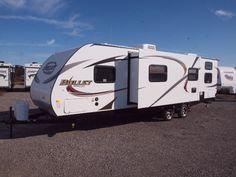 Bullet 286 QBS Travel Trailer 2013 Quad Bunk (286 QBS) 2013: Lakeshore RV