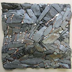 Marian Shapiro textures mosaic. http://www.dariandesign.com.au/