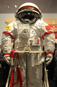 Like all fashion, the spacesuit is subject to change. Early designs grew out of the pressurized suits worn by trailblazing pilots in hot air balloons and airplanes. Since then, spacesuits have grown into machines of impressive complexity, even becoming miniature spacecraft that fly independently. Spacesuits have allowed people to grab rocks from the lunar surface, make repairs on the Hubble Space Telescope, or float through the void while gazing down at the planet below. Here, Wired Science…