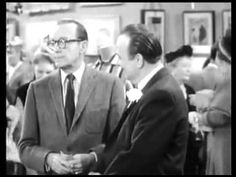 8 Scenes of Jack Benny with Frank Nelson...Yesssssssssssssssssssssssssss...