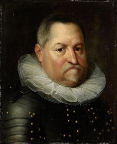 workshop Jan Antonisz. van Ravesteyn, Jan de Oude (1535-1606). Graaf van Nassau, ca. 1610 - ca. 1620