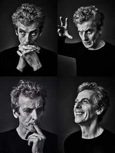 Peter Capaldi by Andy Gotts on We Heart It - Care - Skin care , beauty ideas and skin care tips Face Reference, Reference Images, Drawing Reference, Andy Gotts, Expressions Photography, Drawing Expressions, Character Poses, Interesting Faces, Figure Drawing