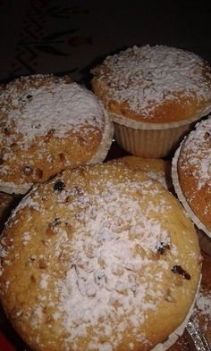muffin senza glutine senza lattosio