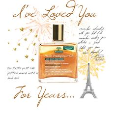 You are so beautiful on my makeup counter among all my other prized oils and perfumes...  http://www.productabuser.com/2012/03/nuxe-paris-huile-prodigieuse-dry-oil.html