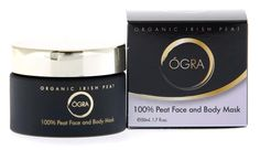 Bill Kenny from Croghan Hill was inspired to launch the the peat-based Ógra skincare range after seeing the well-preserved Iron Age body of 'Old Croghan Man' found in a County Offaly bog in Body Mask, Fountain Of Youth, Cosmetic Companies, Natural Cosmetics, Facial Masks, Face And Body, Irish, Skin Care, Bobs