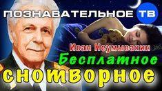 Бесплатное снотворное (Познавательное ТВ, Иван Неумывакин) - YouTube