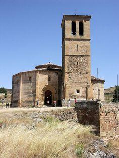 Iglesia de la Vera Cruz, Segovia.