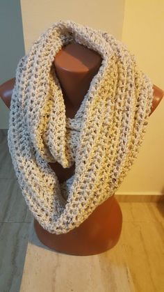 Gifts For Her – How to Really Impress Women on Any Budget – Gift Ideas Anywhere Chunky Scarves, White Scarves, Handmade Scarves, Shawl, Gifts For Her, Crochet, Platform, Shopping, Etsy