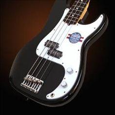 HelloMusic: Fender Bass 2012 American Standard Precision - Black/Rosewood http://www.hellomusic.com/items/2012-american-standard-precision-blackrosewood