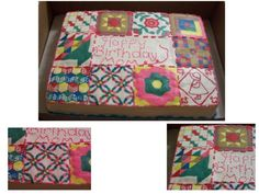 Quilt Cake Photo:  This Photo was uploaded by ktarsha. Find other Quilt Cake pictures and photos or upload your own with Photobucket free image and video...