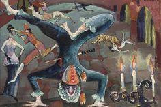 Петрушка, гитара, карты, рулетка, венецианские маски и шутовские колпаки - Вячеслав Калинин