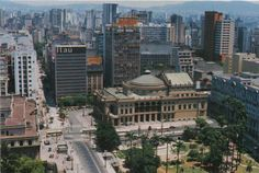 Old Sao Paulo
