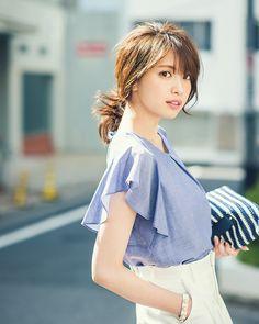 Pin by 日昇 文 on beauty in 2019 Japan Fashion, Love Fashion, Girl Fashion, Japanese Models, Japanese Girl, Japan Model, Vogue, Cute Beauty, Beautiful Asian Women
