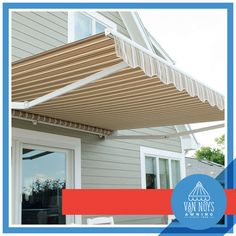 Be ready for any time of day or heat with our retractable awnings. These awnings make it easy to find the perfect amount of shade. Retractable Awning, Canopy, Patio Awnings, Outdoor Decor, Easy, Style, Swag, Canopies, Outfits