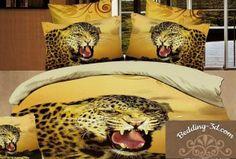 3D Bedding 3 PCS 100 % COTTON 160x200 3D103/10