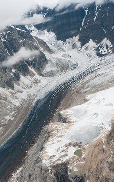 Alaska, glaciers
