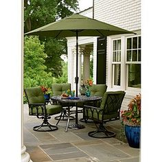 Garrison 5 Piece Patio Dining Set: Enjoy Outdoor Meals with Sears