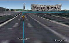 Bkool Screen - Google Earth Image C, Earth, Google, Mother Goddess, World, The World