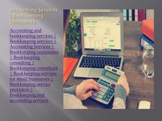 Accounting and bookkeeping services Bookkeeping And Accounting, Bookkeeping Services, Lead Generation