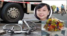 Calls for road safety review as 8th cyclist of 2015 is killed on London's roads Health And Safety, Roads, London, Big Ben London, Road Routes, Street