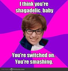 austin powers movie quotes yeah baby yeah austin powers