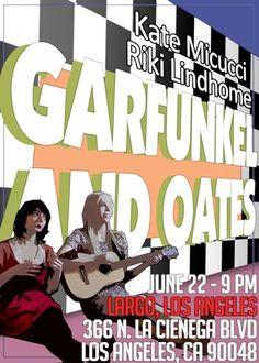 Garfunkel and Oates
