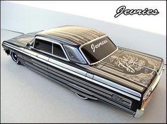 '64 Impala lowrider