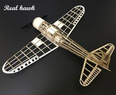 mini RC Plane Laser Cut Balsa Wood Airplane Kit Zreo Frame without Cover Fre… 14 Year Old Model, Rc Model Aircraft, Model Building Kits, Rc Hobbies, Remote Control Toys, Model Airplanes, Laser Cutting, Mini, Frame
