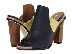 Calvin Klein Peggy Navy/Chartreuse Toscana - Zappos.com Free Shipping BOTH Ways